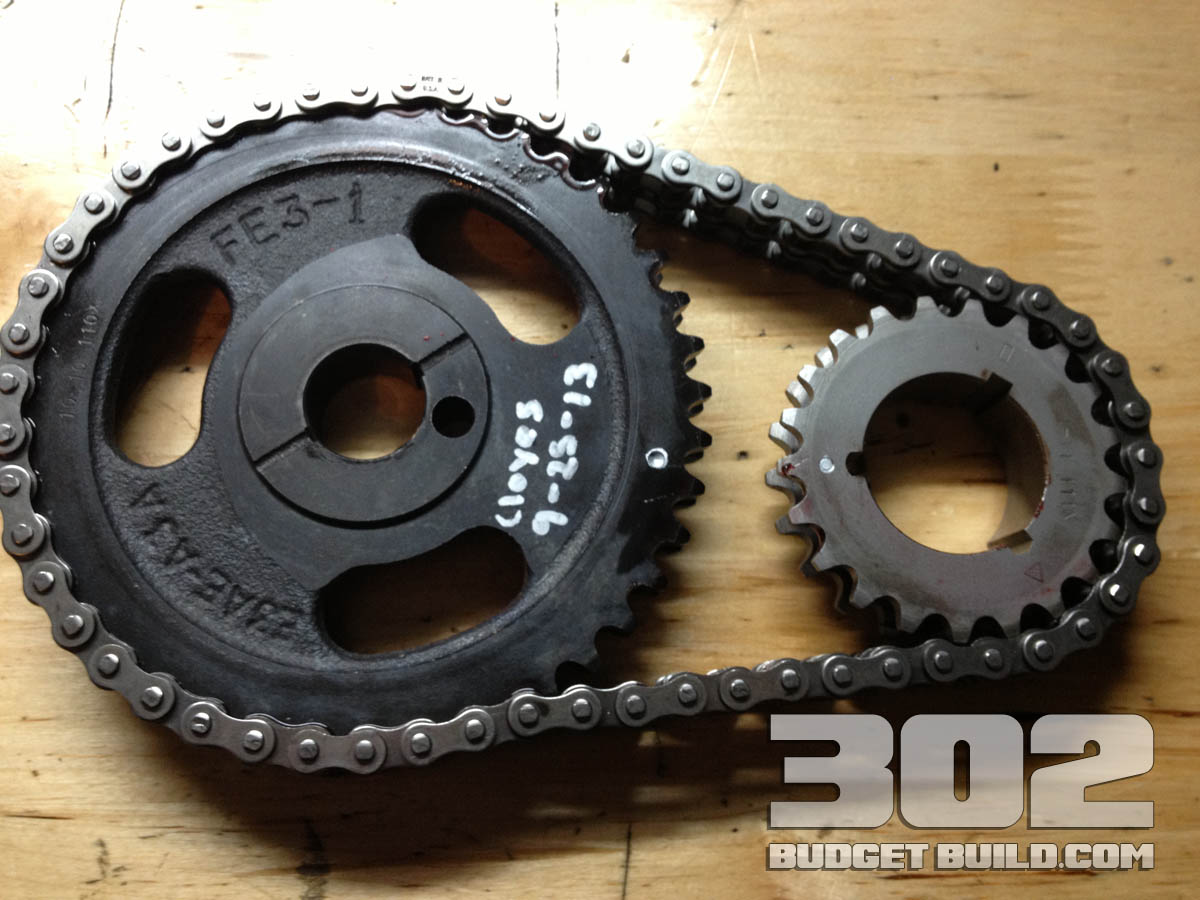 How to install a Double Roller Timing Chain Set & Gears