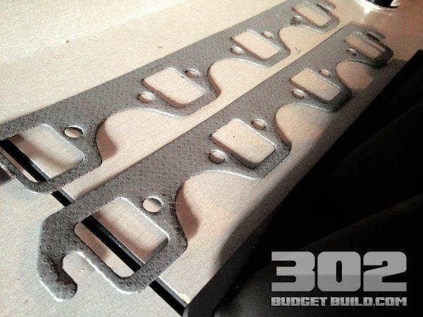 GT40P Header Installation   Installing GT40P Specific Ford Racing Shorty Headers