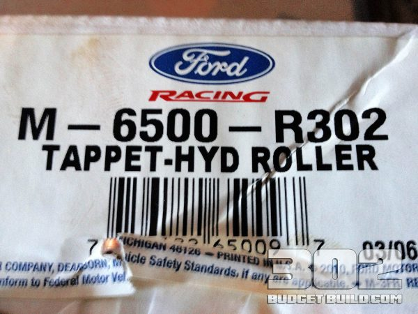 How To Install Roller Lifters on a Small Block Ford 302 5.0L Roller Engine Part number: M-6500-R302