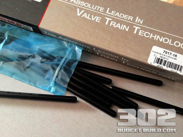 Comp Cams Heat Treated Chromoly Pushrods 7917-16
