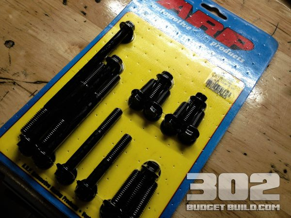 ARP bolt kit part number 154-1504