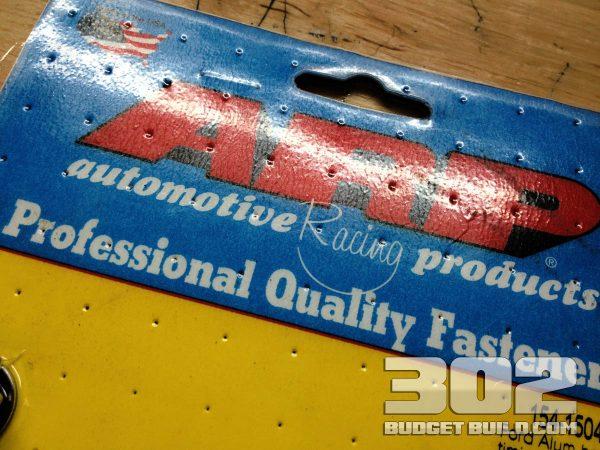 ARP bolt kit part number 154-1504